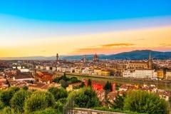 Florencja, zdjęcia royalty free