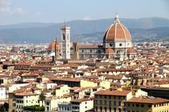 Florencja Fotografia Royalty Free