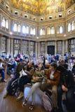 Florencja Baptistery Obrazy Royalty Free