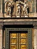 Florencja Baptistery 02 Obraz Royalty Free