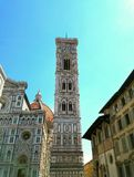Florencja Baptistery Obrazy Stock