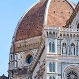 Florencja Baptistery kopuła Fotografia Royalty Free