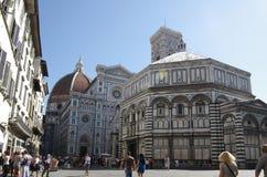 Florencja centrum Obrazy Royalty Free