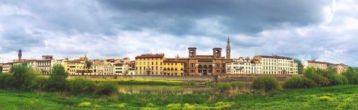 Florencja centrum miasta Fotografia Royalty Free