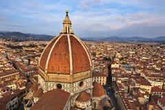 Florencja Duomo Fotografia Stock