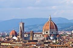 Florencja Duomo Zdjęcie Stock