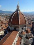 Florencja Duomo Fotografia Royalty Free