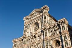Florencja duomo przy Florencja Obrazy Royalty Free