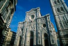 Florencja Katedra zdjęcia royalty free