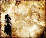 Florencja kolaż Zdjęcie Stock