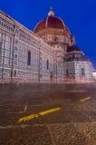 Florencja kopuła Zdjęcia Stock