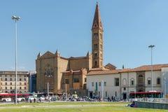 Florencja maria nowele Santa Zdjęcia Stock