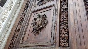 Florencja portal Obrazy Royalty Free