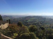Florencja punktu widok Zdjęcia Royalty Free