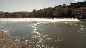 Florencja rzeka Fotografia Royalty Free