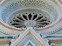 Florencja Tuscany Włochy, Florencja Duomo Katedralny Cattedrale Santa Maria Del Fiore, katedra Świątobliwy Mary kwiaty obrazy stock