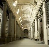 Florencja uffizi nocą Zdjęcie Stock