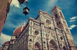 Florencja Włochy Obrazy Royalty Free