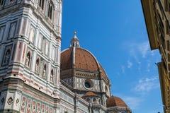 Florene Cathedral Royaltyfria Bilder