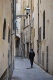 Florens建筑细节  免版税图库摄影