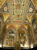 Florentijns kathedraalplafond Stock Afbeelding