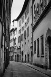 Florentine alley Stock Images