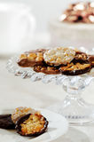 Florentine Biscuits Stock Photo