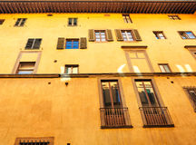 Florentine building facade Royalty Free Stock Image