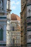 Florentine Cathedral Architecture Fotografía de archivo libre de regalías