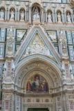 Florentine Cathedral Architecture Imagen de archivo