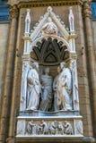 Florentine Cathedral Architecture Foto de archivo libre de regalías