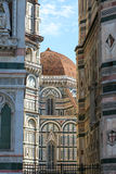 Florentine Cathedral Architecture Royalty Free Stock Photography