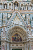 Florentine Cathedral Architecture Stock Image