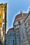 Florentine Cathedral Architecture Royalty Free Stock Photo