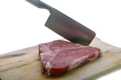 Florentine steak Stock Images