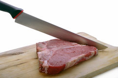Florentine steak Stock Photos