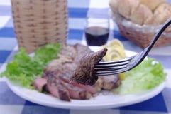 Florentine steak Stock Photo