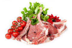 Florentine Steaks royalty free stock photography