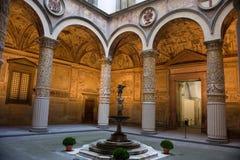 florentine trädgård Arkivbild