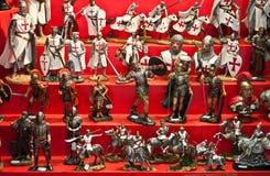 Florentinische Ritter Lizenzfreie Stockfotos