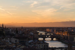 Florenz Photographie stock
