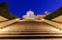 Florenz Al Monte San-Miniato Lizenzfreies Stockbild