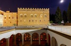 Florenz Al Monte San-Miniato Stockfotos