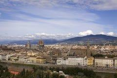 Florenz, Italien. Stockfotografie
