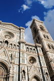 Florenz-Kathedrale Stockbild
