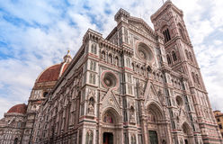 Florenz-Kathedrale -1a Lizenzfreie Stockfotos