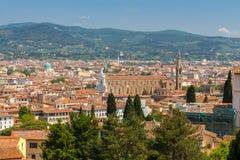 Florenz Kathedrale von St Mary Lizenzfreie Stockfotos