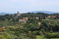Florenz-Panorama Lizenzfreie Stockfotografie