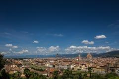 Florenz, Toskana, Italien Stockfotos