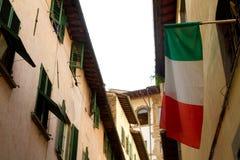 Florenz-Wohngebäude Lizenzfreie Stockbilder